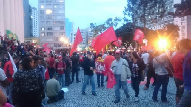 Mortadelaço em Curitiba