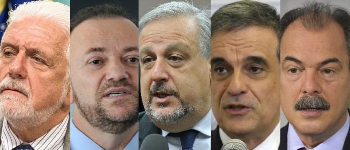 ministros petistas