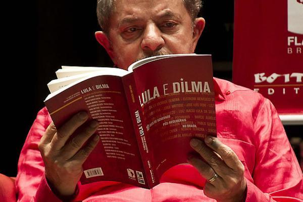 dilma e lula livro