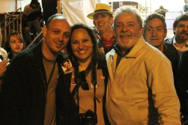 Edson Rimonatto com Lula2